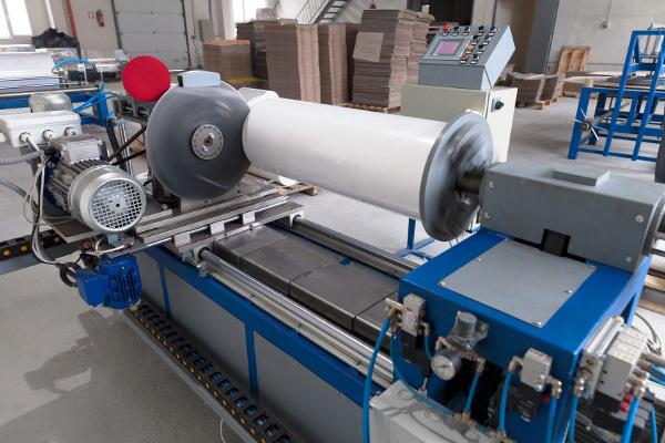 Производство бутиловых лент